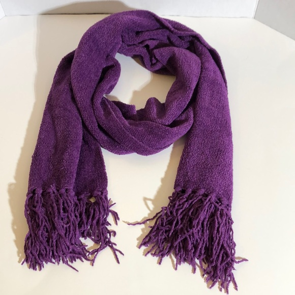 Merona Accessories - Purple Winter Scarf
